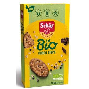 Schar - Bio Choco Biscotti Senza Glutine Confezione 105 Gr (Scadenza Prodotto 09/03/2021)