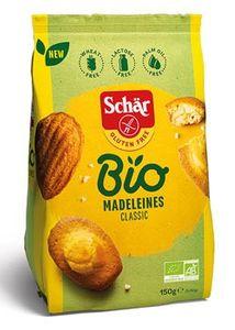 Schar - Bio Madeleines Classic Senza Glutine Confezione 150 Gr (Scadenza Prodotto 04/07/2021)