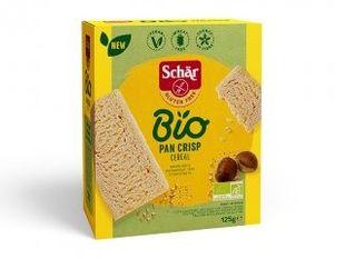 Schar - Bio Pan Crips Ai Cereali Senza Glutine Confezione 125 Gr (Scadenza Prodotto 21/01/2021)