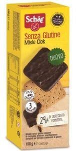 Schar - Biscotti Miele Ciok Senza Glutine Confezione 190 Gr