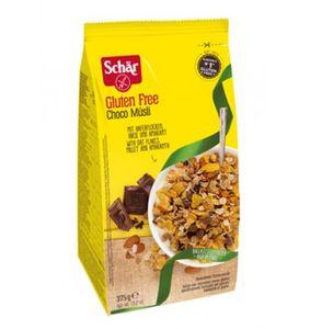 Schar - Choco Musli Senza Glutine Confezione 375 Gr (Scadenza Prodotto 27/03/2021)