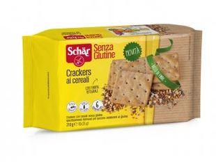 Schar - Crackers Cereali Senza Glutine Confezione 6X35 Gr