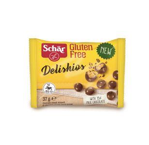 Schar - Delishios Merendina Senza Glutine Confezione 37 Gr