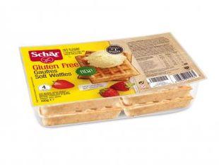 Schar - Gaufre Soft Waffles Senza Glutine Confezione 100 Gr (Scadenza Prodotto 20/02/2021)