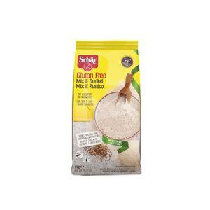 Schar - Mix It Rustico Senza Glutine Confezione 1 Kg (Scadenza Prodotto 10/09/2021)