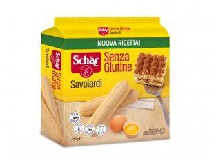 Schar - Savoiardi Senza Glutine Confezione 200 Gr (Scadenza Prodotto 08/08/2021)