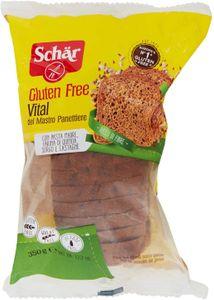 Schar - Vital Mastro Panettiere Senza Glutine Confezione 350 Gr (Scadenza Prodotto 12/12/2020)