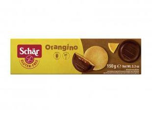 Schar - Orangino Senza Glutine Confezione 150 Gr (Scadenza Prodotto 25/09/2021)