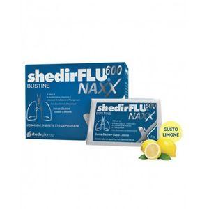 Shedirflu 600 Naxx - Gusto Limone Confezione 20 Bustine