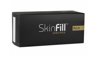 Skinfill - Plus Gold Acido Ialuronico Confezione 2 Siringhe Da 1 Ml