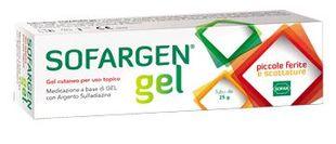 Sofargen - Gel Confezione 25 Gr