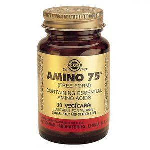 Solgar - Amino 75 Confezione 30 Capsule