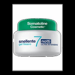 Somatoline - Crema Snellente 7 Notti Gel Fresco Confezione 250 Ml