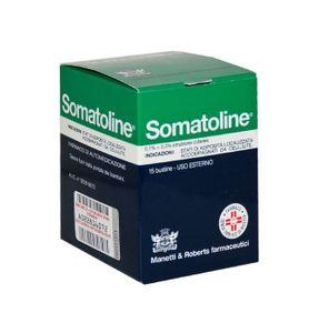 Somatoline - Emulsione Cutanea 0,1+ 0,3% Confezione 15 Bustine