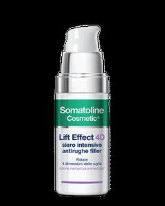 Somatoline - Lift Effect 4D Siero Intensivo Filler Confezione 30 Ml