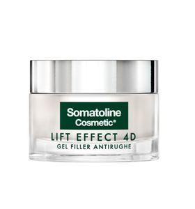 Somatoline - Viso Lift Effect 4D Gel Filler Antirughe Confezione 50 Ml