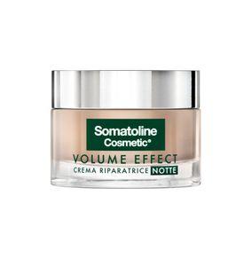 Somatoline - Viso Volume Effect Crema Riparatrice Notte Confezione 50 Ml