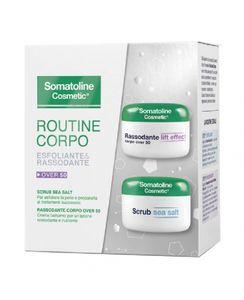 Somatoline - Cofanetto Routine Corpo  Rassodante Over 50 Confezione 2 Pezzi