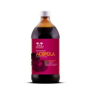 Salugea - Succo Di Acerola Di Naturale al 100% Confezione 500 Ml