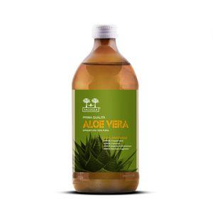 Salugea - Succo Di Aloe Vera Naturale Al 100% Confezione 500 Ml