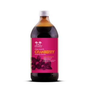 Salugea - Succo Di Cranberry Confezione 500 Ml