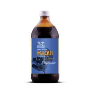 Salugea - Succo Di Maqui Naturale Al 100% Confezione 500 Ml