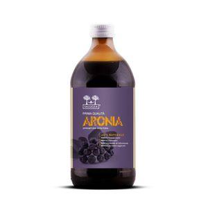 Salugea - Succo Di Aronia Naturale Al 100% Confezione 500 Ml