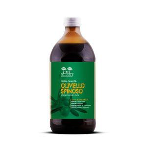 Salugea - Succo Di Olivello Spinoso Naturale Al 100% Confezione 500 Ml