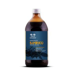 Salugea - Succo Di Sambuco Naturale Al 100% Confezione 500 Ml