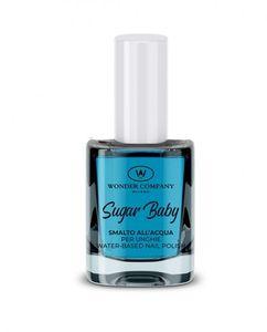 Sugar Baby - Smalto Unghie All'Acqua Azzurro Confezione 1 Pezzo