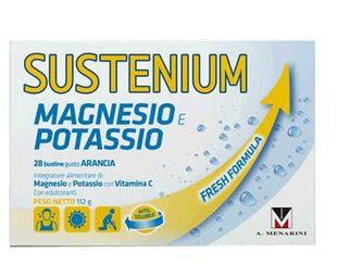 Sustenium - Magnesio e Potassio Confezione 28 Bustine