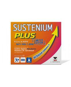 Sustenium - Plus Gusto Mora E Limone Confezione 12 Bustine (Scadenza Prodotto 28/07/2021)
