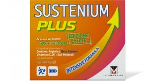 Sustenium - Plus Gusto Tropicale Confezione 22 Bustine