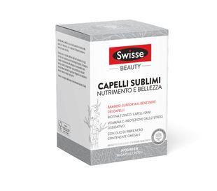 Swisse - Beauty Capelli Sublimi Confezione 30 Capsule