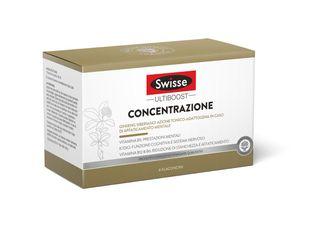 Swisse - Concentrazione Confezione 8 Flaconcini