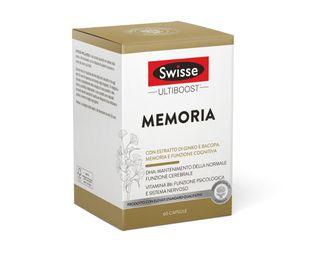 Swisse - Memoria Confezione 60 Capsule