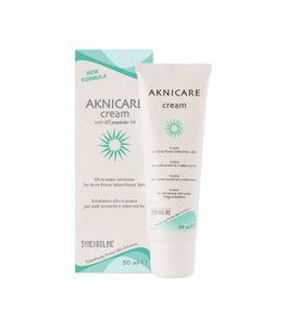 Synchroline - Aknicare Cream Pelli Acneiche e Seborroiche Confezione 50 Ml