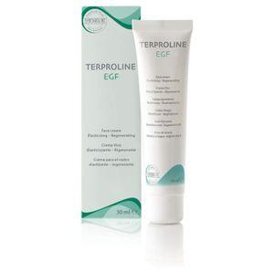 Synchroline - Terproline Egf Crema Idratante Elasticizzante Viso e Collo Confezione 30 Ml
