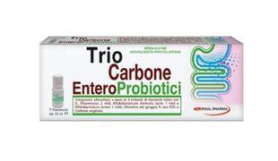 Trio Carbone - Enteroprobiotici Confezione 7 Flaconi