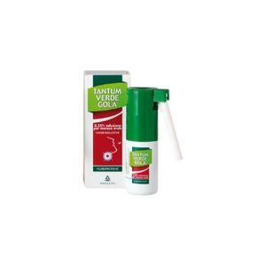 Tantum Verde - Gola Spray 0.25% Camomilla e Miele Confezione 15 Ml