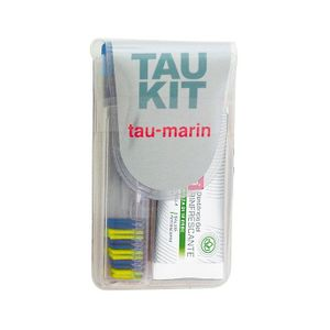 Taumarin - Kit Spazzolino Medio + Dentifricio 20 Ml