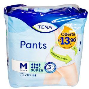 Tena - Pants Super M Confezione 10 Pezzi