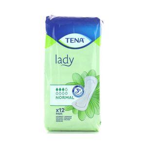 Tena - Lady Normal Confezione 12 Pezzi