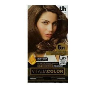 Th Pharma - Vitalia Color Tintura Senza Ammoniaca N. 6.31 Confezione 60 Ml