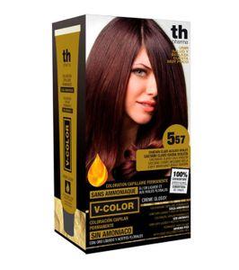 Th Pharma - Vitalia Color Tintura Senza Ammoniaca N. 5.57 Confezione 60 Ml