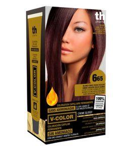 Th Pharma - Vitalia Color Tintura Senza Ammoniaca N. 6.65 Confezione 60 Ml