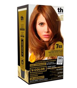 Th Pharma - Vitalia Color Tintura Senza Ammoniaca N. 7.03 Confezione 60 Ml