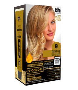 Th Pharma - Vitalia Color Tintura Senza Ammoniaca N. 9 Confezione 60 Ml