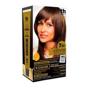 Th Pharma - Vitalia Color Tintura Senza Ammoniaca N. 7.23 Confezione 60 Ml