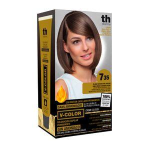 Th Pharma - Vitalia Color Tintura Senza Ammoniaca N. 7.35 Confezione 60 Ml